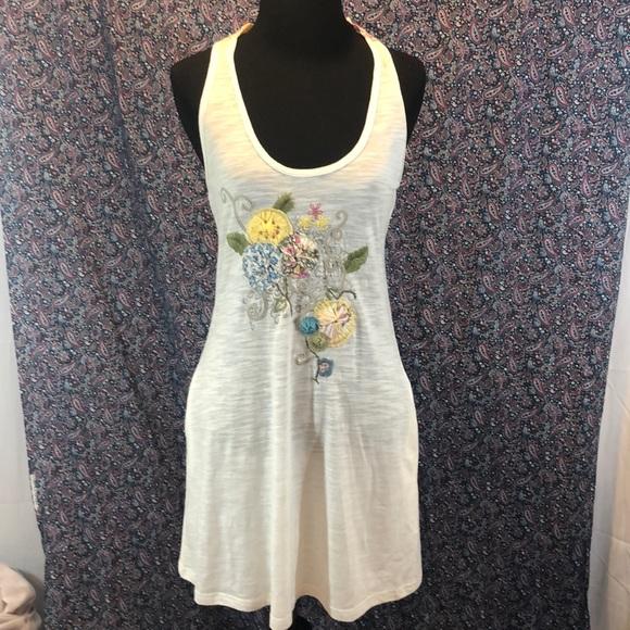 Lulumari Dresses & Skirts - Lulumari Tank Top Dress L NWOT